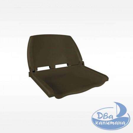 Сиденье складное NEWSTAR 75110BRN, коричневое