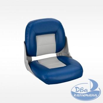 Сиденье в лодку NEWSTAR 75114GB, серо-синее
