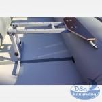 Стойка для сиденья Технопарус (с креплением на лик-трос)