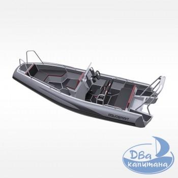 Лодка AquaSpirit S585CC, центральная консоль