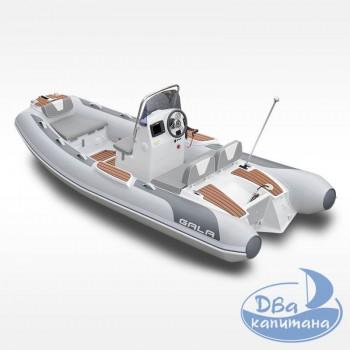 Лодка Gala V420