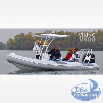 Лодка Gala V500