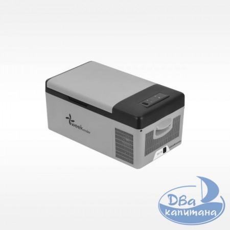 Холодильник-компрессор Weekender C15, объем 15 литров