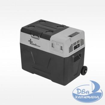 Холодильник-компрессор с аккумулятором Weekender ECX40, объем 40 литров