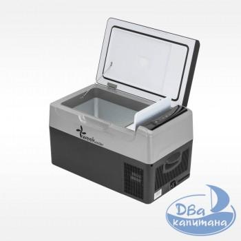 Холодильник-компрессор Weekender G22, объем 22 литра