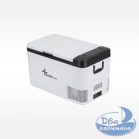 Холодильник-компрессор Weekender K25, объем 25 литров