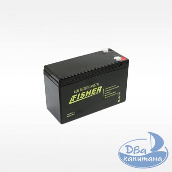 Аккумулятор AGM Fisher 12V 7Ah