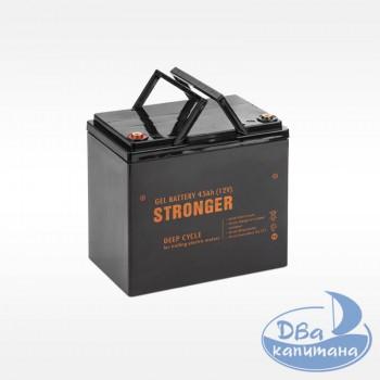 Аккумулятор гелевый Stronger 12V 45Ah