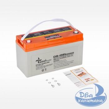 Аккумулятор гелевый Weekender DS 12V 120Ah, с дисплеем
