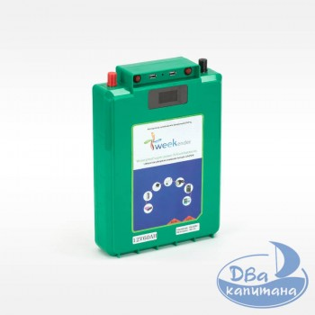 Аккумулятор литий-ферро-фосфатный Weekender 12V 60Ah