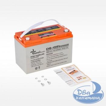 Аккумулятор гелевый Weekender DS 12V 90Ah, с дисплеем