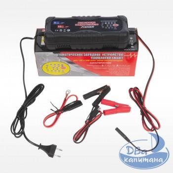 Зарядное устройство автоматическое Fisher 12/24V 2/5/10А (аналог СТЕК)