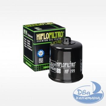 Фильтр масляный Hiflofiltro HF199