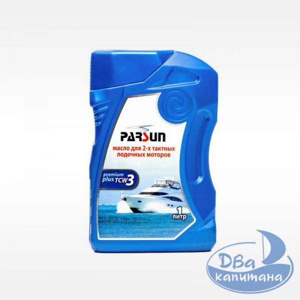 Масло для 2-х тактных моторов Parsun TC-W3 Premium Plus 1L