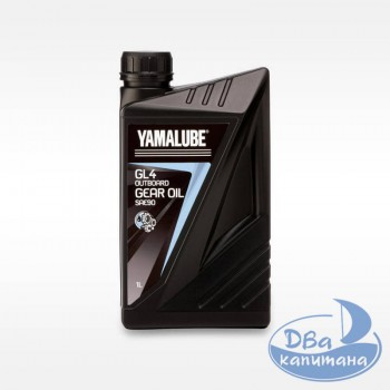 Масло трансмиссионное Yamalube SAE90 GL-4 1L