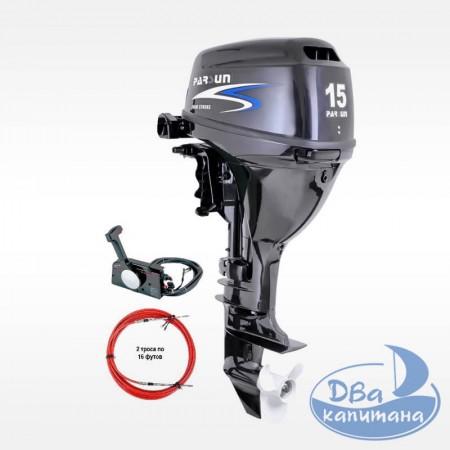 Лодочный мотор Parsun F13.5A FWS
