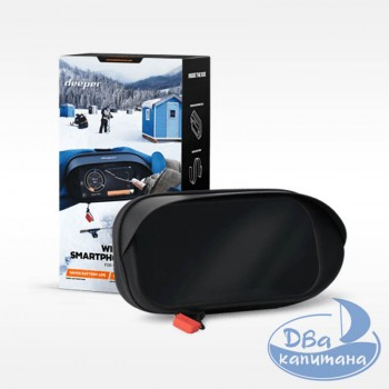 Кейс для смартфона для зимней рыбалки Deeper Winter Smartphone Case 2.0