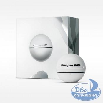 Эхолот Deeper CHIRP+ Limited Edition White