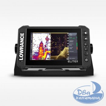 Эхолот-картплоттер Lowrance Elite FS 7 Active Imaging 3-in-1
