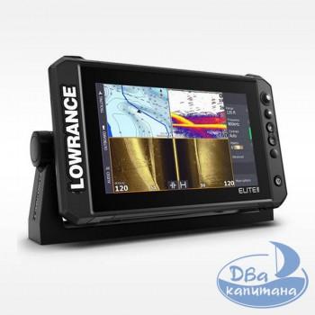 Эхолот-картплоттер Lowrance Elite FS 9 Active Imaging 3-in-1