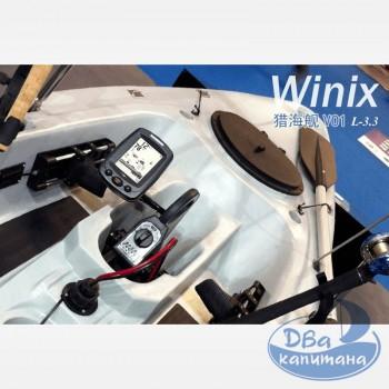 Каяк Haswing Fishing Kayak (электромотор 40 lbs 12V)