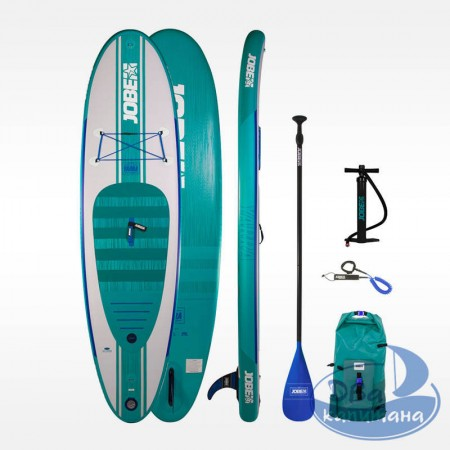 Доска SUP Jobe Yarra 10.6 Inflatable Paddle Board Package