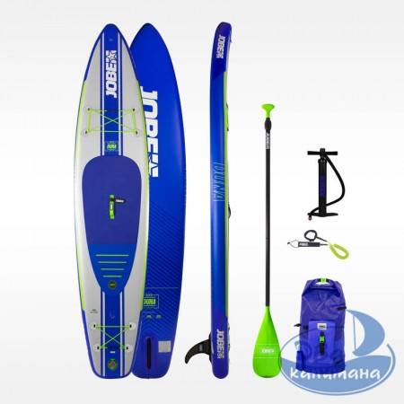 Доска SUP Jobe Duna 11.6 Inflatable Paddle Board Package