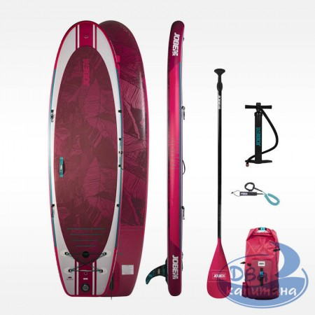 Доска SUP Jobe Lena 10.6 Inflatable Paddle Board Package