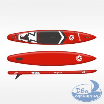 """Доска SUP Rapid GT20 14'0"""" Red"""