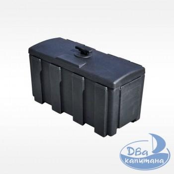 Навесной багажный ящик для прицепа AL-KO, фронтальное открытие