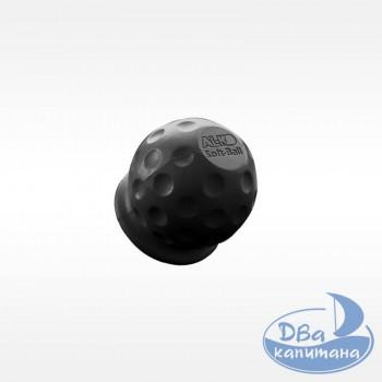 Колпак защитный на фаркоп AL-KO Soft-Ball, черный