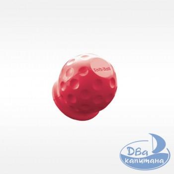 Колпак защитный на фаркоп AL-KO Soft-Ball, красный