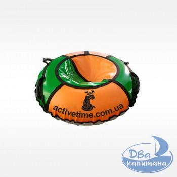 Надувные санки - тюбинг Active Time «Прокат» (100 см)