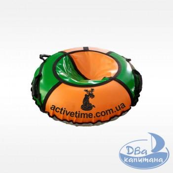 Надувные санки - тюбинг Active Time «Стандарт» (100 см)