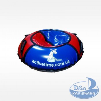 Надувные санки - тюбинг Active Time «Стандарт» (120 см)