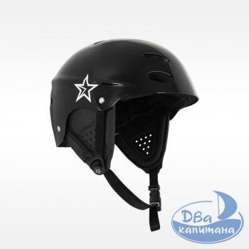 Шлем защитный для водного спорта Jobe Victor Wakeboard Helmet Black