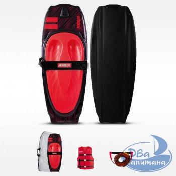 Ниборд Jobe Streak Kneeboard Package Red