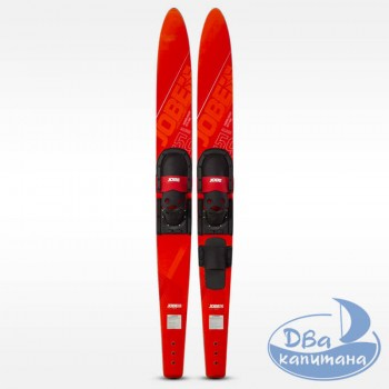 """Водные лыжи Jobe Allegre Combo Waterskis Red 67"""""""