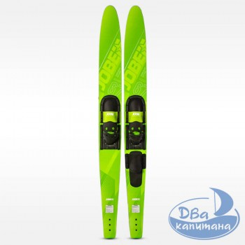 """Водные лыжи Jobe Allegre Combo Waterskis Lime Green 67"""""""