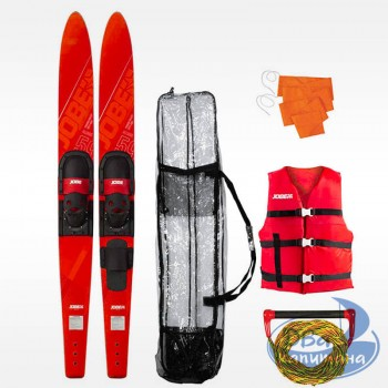 """Водные лыжи Jobe Allegre Combo Waterskis Package Red 67"""""""