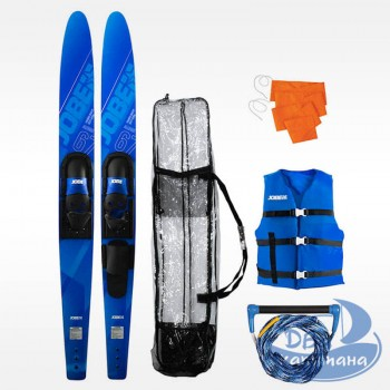 """Водные лыжи Jobe Allegre Combo Waterskis Package Blue 67"""""""